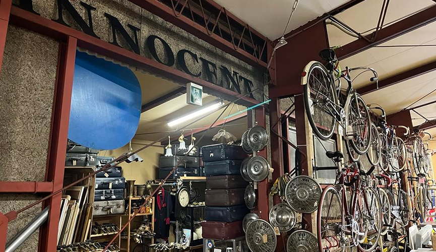 INNOCENT ANTIQUES