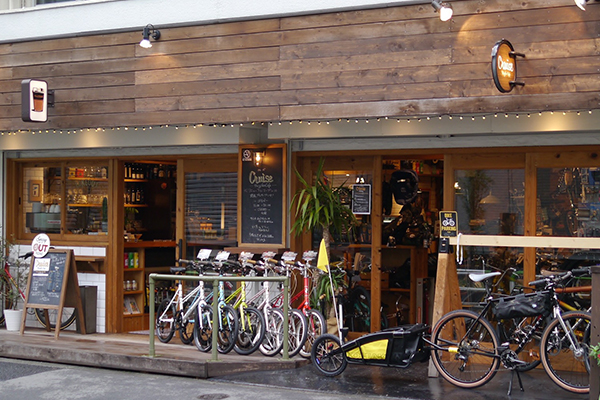 Cruise Bicycle+Cafe