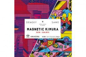 MAGNETIC KIMURA by DEMSKY&SAWE