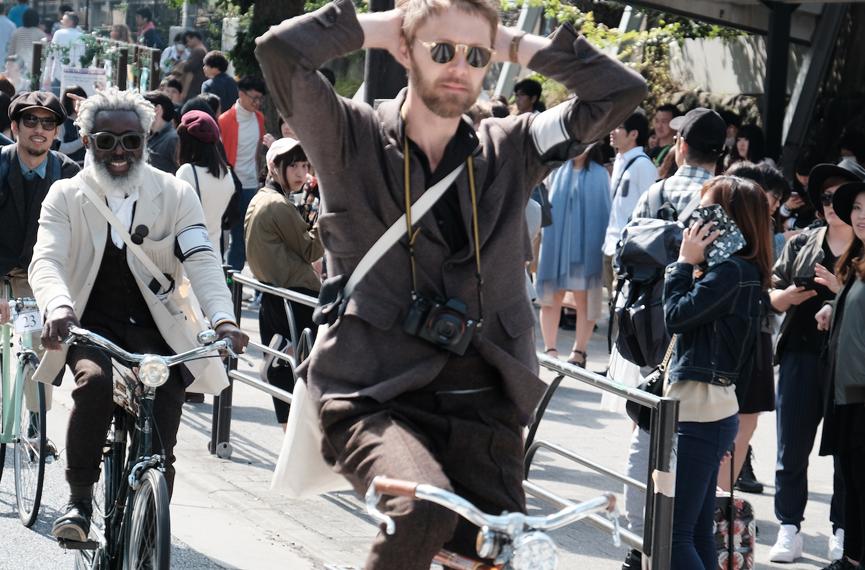 TWEED RUN  TOKYO 2016