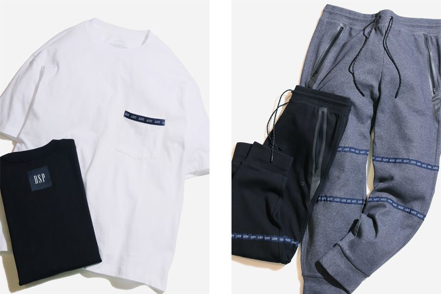 Gap×Diaspora skateboards Drop.2