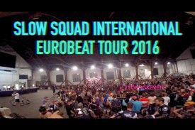 INTERNATIONAL EUROBEAT TOUR 2016