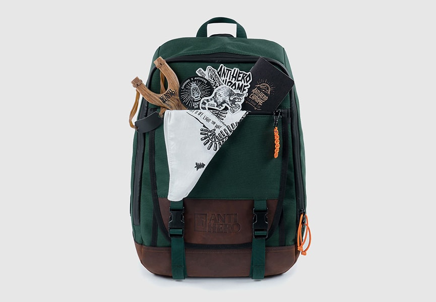 ANTIHERO×CHROME Fortnight Backpack