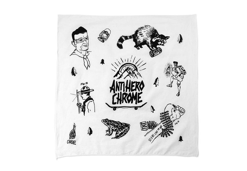 ANTIHERO × CHROME Tourniquet
