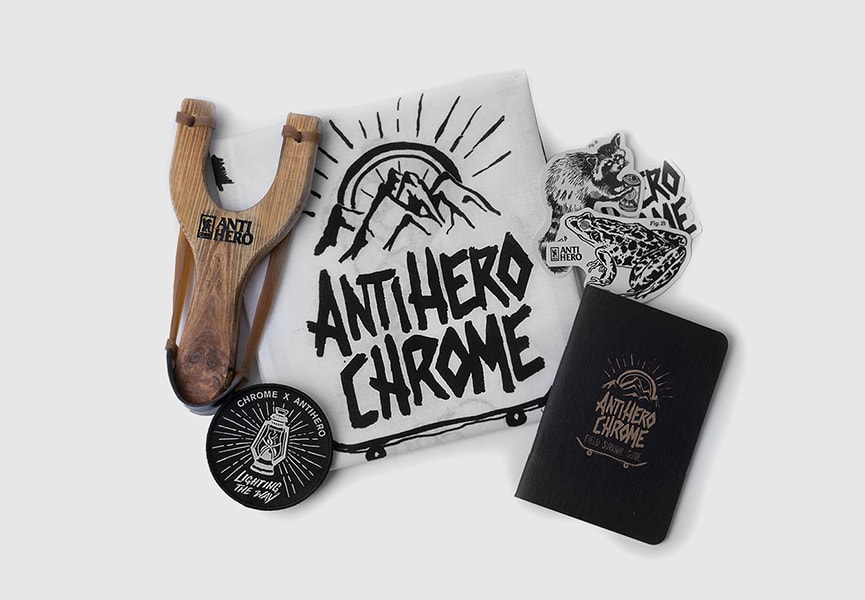 ANTIHERO × CHROME